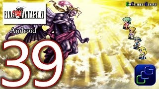 FINAL FANTASY 6 (VI) Android Walkthrough - Part 39 - Final BOSS Kefka, Ragnarok Sword Steal