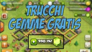 getlinkyoutube.com-TRUCCHI GEMME GRATIS CLASH OF CLANS - FACILE E LEGALE - AGOSTO 2014