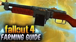 getlinkyoutube.com-Fallout 4 Rare Weapons - Top 5 Best Legendary Weapon Farming Locations! (Fallout 4 Weapons & Armor)