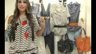 getlinkyoutube.com-Tendencia de moda Azul en De Prati