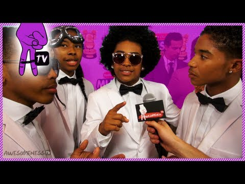 Mindless Behavior at the Radio Disney Music Awards - Mindless Takeover Ep. 79