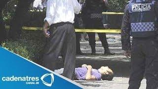 getlinkyoutube.com-Empresario mata a su asaltante en defensa propia en calles de polanco