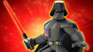 getlinkyoutube.com-Disney Infinity 3.0 All Darth Vader Skills & Abilities Free Roam Gameplay / Showcase