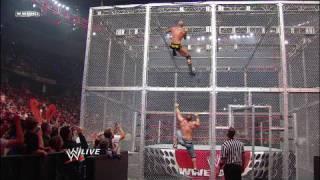 getlinkyoutube.com-John Cena vs. Randy Orton, Big Show and Chris Jericho