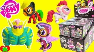 getlinkyoutube.com-My Little Pony Power Ponies Funko Mystery Minis
