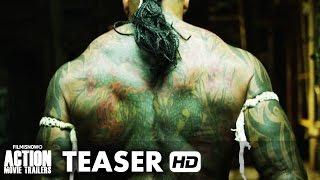 getlinkyoutube.com-Kickboxer Vengeance First Look:HD