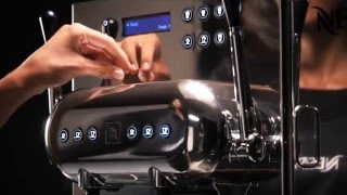 Nespresso Aguila 220- How to prepare black coffees