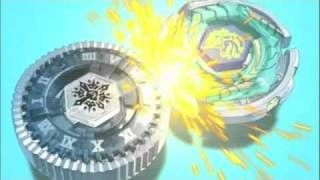 getlinkyoutube.com-BeyBlade AMV Basalt Horogium Vs Ray Unicorno