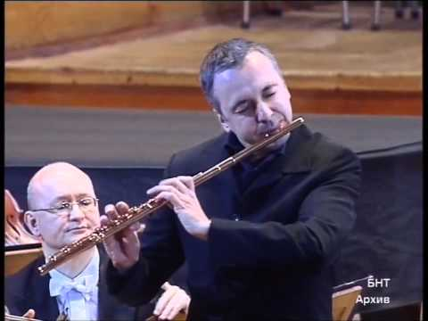 Mozart Flute Concerto No.1 in G major Philippe Bernold