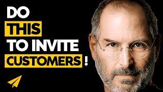 BUSINESS Motivation | How to be the NEXT Steve Jobs | #MentorMeSteve