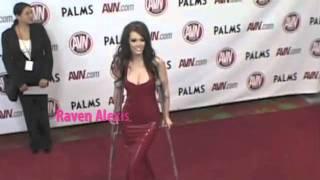 getlinkyoutube.com-AVN Awards 2011 Red Carpet Arrivals