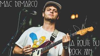 Mac DeMarco @ La Route du Rock 2014 (FULL)