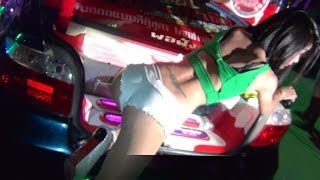 getlinkyoutube.com-Sattahip Car Audio Show with Coyote Dancers 2014 File 08