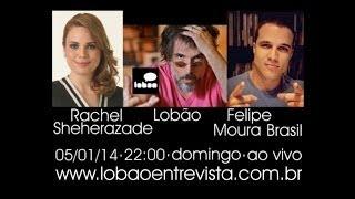 getlinkyoutube.com-Lobão Entrevista com Rachel Sheherazade (SBT) e Felipe Moura Brasil (Veja)