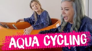 flushyoutube.com-WTF is AQUA CYCLING? (Beauty Trippin)