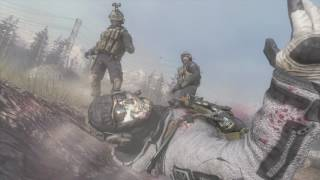 MW2 Roach and Ghost death scene