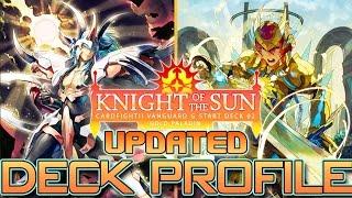 Updated! Cardfight!! Vanguard G: Gold Paladin: Gurguit/Ezel Deck Profile