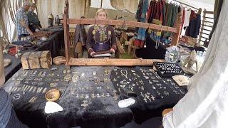 getlinkyoutube.com-Patventure Time Norway 14: Lofotr Viking Market