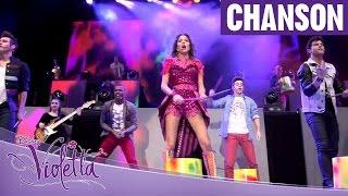 Violetta en Concert - On beat