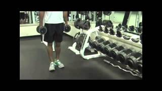 How to do Lunge Workouts for Weightlifting & Bodybuilding width=