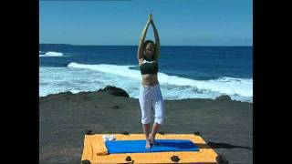getlinkyoutube.com-Yoga for absolute beginners - 6-7 - standing positions