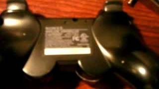 getlinkyoutube.com-How to reset a sixaxis ps3 controller