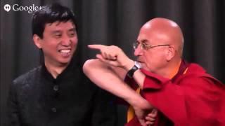 """getlinkyoutube.com-Chade-Meng Tan et Mathieu Ricard : conférence """"Connectez-vous à vous-même"""""""