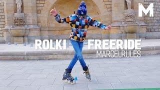 getlinkyoutube.com-Rolki Freeride 2016 - MarcelRules