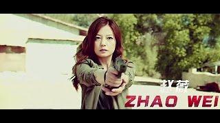 "getlinkyoutube.com-Vicki Zhao / 赵薇 (Zhao Wei): ""Hollywood Adventures"" (new movie) - First trailer"