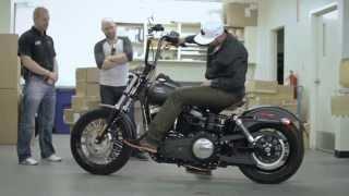 Olympian Jan Hudec Rides a Custom Harley-Davidson - Part 3