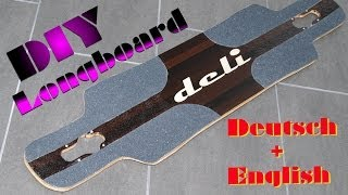 getlinkyoutube.com-How to build a longboard with intarsia