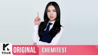 getlinkyoutube.com-CHEMITEST(케미테스트): GFRIEND(여자친구) _ EUNHA(은하)_Rough(시간을 달려서) [SUB]