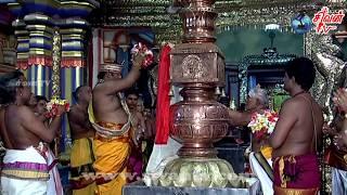 இணுவில் கந்தசுவாமி கோவில் கொடியேற்றம் 30.05.2017