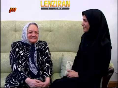 First Iranian female film director and actress Shahla Riahi in cinema 7