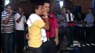 getlinkyoutube.com-El Gran Martin Elias & Rafael Santos Cantando Gracias A Dios WWW.ELRINCONVALLENATO.COM
