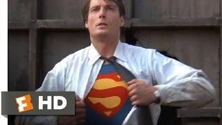 Superman III (7/10) Movie CLIP - Superman Reborn (1983) HD