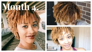 getlinkyoutube.com-My Loc Journey: 4 Month Update | LoveAshKristine