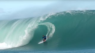 Keahi De Aboitiz at Teahupoo