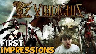 """getlinkyoutube.com-Vindictus First Impressions """"Is It Worth Playing?"""""""