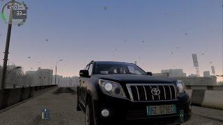 getlinkyoutube.com-City Car Driving 1.5.0 Toyota LC Prado 150 TrackIR 4 Pro [1080P]