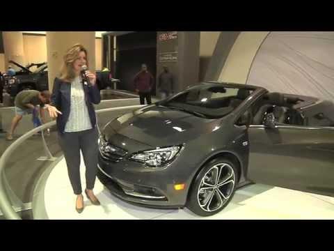 New Buick Cascada Convertible Coming!