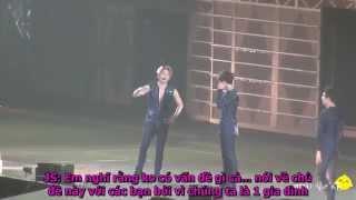 getlinkyoutube.com-[Vietsub] 141213 JYJ concert in Osaka - Talk