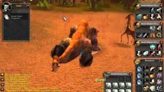 getlinkyoutube.com-Joana - Levels 15-20 Barrens - World of Warcraft - Vanilla WoW