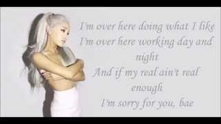 getlinkyoutube.com-Ariana Grande - Focus (Lyric Video)