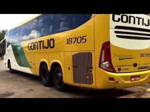 Empresa Gontijo 18745 e Continental 1079