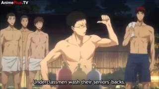 getlinkyoutube.com-Kuroko No Basket2 episode 12~Onsen best moments~!!!