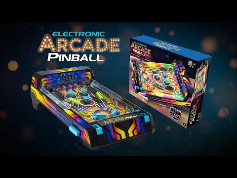 Electronic Arcade Pinball- NEON Series