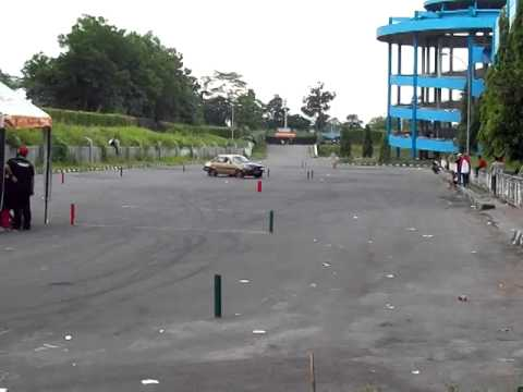rollabrown fun slalom maguwoharjo Yogya