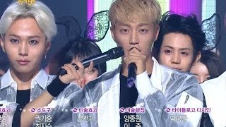 getlinkyoutube.com-【TVPP】BEAST - Good Luck + Winner of the week, 비스트 - 굿 럭 + 1위 소감 @ Show! Music Core Live