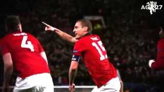 getlinkyoutube.com-Nemanja Vidić - Manchester United 2006 - 2014 Thank You Captain! [HD]